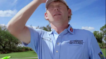 Wyndham Worldwide TV Spot, 'Golf Wish' Ft. Kristofer Hivju, Brandt Snedeker - Thumbnail 6