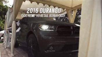 Dodge Summer Clearance Event TV Spot, 'Family Reunion' - Thumbnail 5