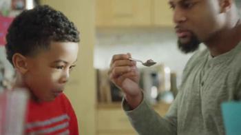 Cheerios Gluten Free TV Spot, 'Breakfast With Dad' - Thumbnail 4