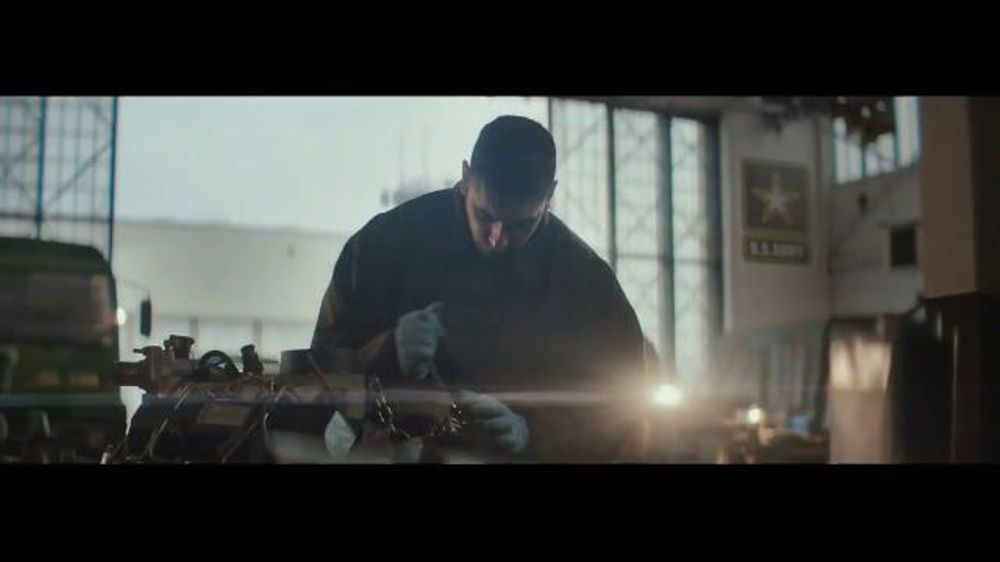 U.S. Army Reserve TV Commercial, 'Part-Time Soldier'