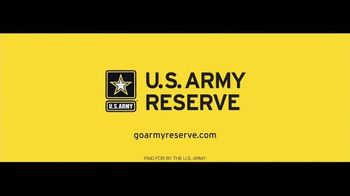 U.S. Army Reserve TV Spot, 'Part-Time Soldier' - Thumbnail 9