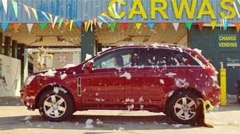 Lunchables Kabobbles TV Spot, 'Car Wash' Song by David Naughton