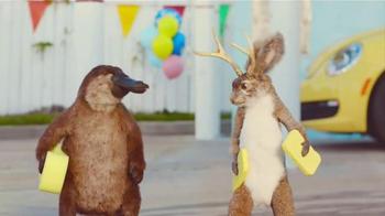 Lunchables Kabobbles TV Spot, 'Car Wash' Song by David Naughton - Thumbnail 2