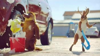Lunchables Kabobbles TV Spot, 'Car Wash' Song by David Naughton - Thumbnail 5