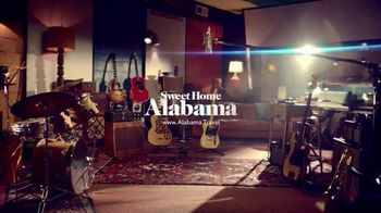 Alabama Tourism Department TV Spot, 'Take It All In: Music'