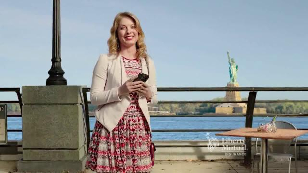 Liberty Mutual Mobile App TV Commercial, 'Coverage Compass'