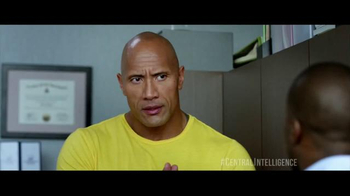 Central Intelligence - Alternate Trailer 13