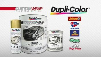 Dupli-Color Custom Wrap TV Spot, 'Customize Your Ride' - Thumbnail 7