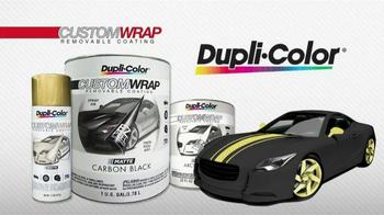 Dupli-Color Custom Wrap TV Spot, 'Customize Your Ride' - Thumbnail 1