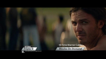 Time Warner Cable On Demand TV Spot, 'Triple 9 and Race' - Thumbnail 1
