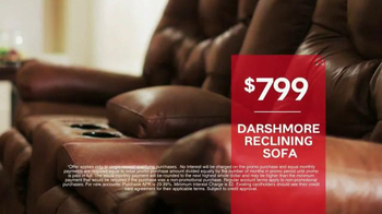 Ashley Furniture Homestore Memorial Day Sale TV Spot, 'Last Chance: Sofa' - Thumbnail 7