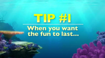 Band-Aid TV Spot, 'Disney Channel: Finding Dory: Stay Safe' - Thumbnail 2