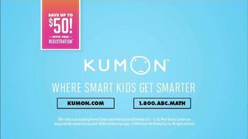 Kumon TV Spot, 'Summer Learning Loss' - Thumbnail 8