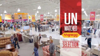 h.h. gregg TV Spot, 'FOBO: Unmatched Selection' - Thumbnail 8