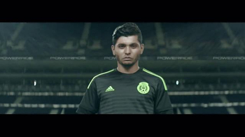 Powerade TV Spot, 'Risa' Featuring Jesús Corona
