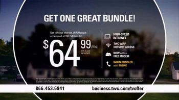 Time Warner Cable Business Class TV Spot, 'By the Numbers' - Thumbnail 4