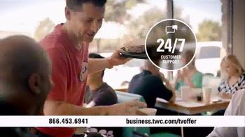 Time Warner Cable Business Class TV Spot, 'By the Numbers' - Thumbnail 6