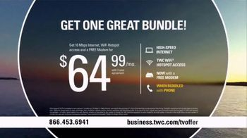 Time Warner Cable Business Class TV Spot, 'By the Numbers' - Thumbnail 7