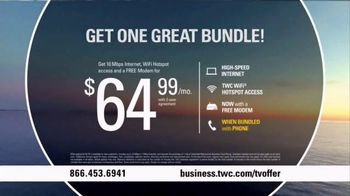 Time Warner Cable Business Class TV Spot, 'By the Numbers' - Thumbnail 8