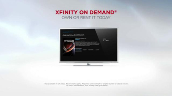 XFINITY On Demand TV Spot, 'Approaching the Unknown' - Thumbnail 5