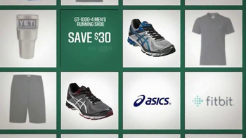 Dick's Sporting Goods TV Spot, 'YETI Products, Shoes and FitBit' - Thumbnail 4