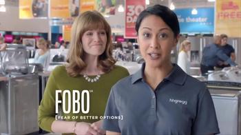 h.h. gregg TV Spot, 'FOBO'