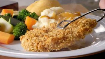 Boston Market Oven Crisp Chicken Meal TV Spot, 'New Spin on Chicken' - Thumbnail 1