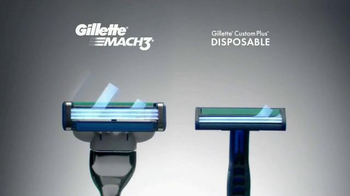 Gillette Mach3 Turbo TV Spot, 'Ten Shaves: Shave Club' Song by Underworld - Thumbnail 5