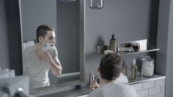 Gillette Mach3 Turbo TV Spot, 'Ten Shaves: Shave Club' Song by Underworld - Thumbnail 7
