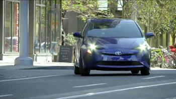 2016 Toyota Prius TV Spot, 'Striking Exterior' - Thumbnail 1