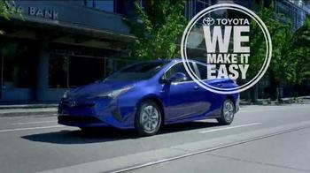2016 Toyota Prius TV Spot, 'Striking Exterior' - Thumbnail 7