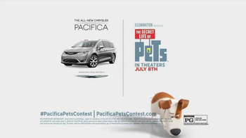 2017 Chrysler Pacifica TV Spot, 'Babe Magnet' Featuring Nick Cannon - Thumbnail 8