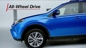 2016 Toyota RAV4 Hybrid TV Spot, 'All in One' - Thumbnail 2