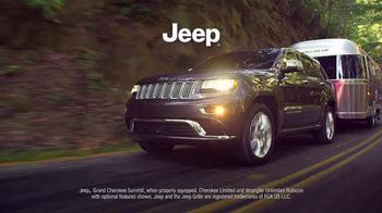Jeep Cherokee TV Spot, 'Legendary Capability: Great Power' - Thumbnail 1