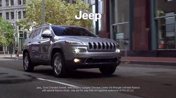 Jeep Cherokee TV Spot, 'Legendary Capability: Great Power' - Thumbnail 2