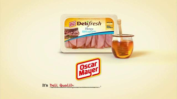 Oscar Mayer Deli Fresh Honey Ham TV Spot, 'Agree' - Thumbnail 10