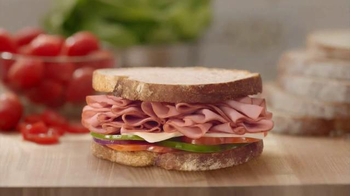 Oscar Mayer Deli Fresh Honey Ham TV Spot, 'Agree' - Thumbnail 9