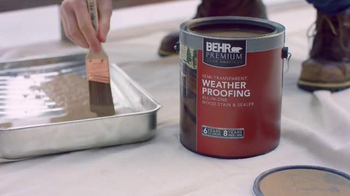 BEHR PREMIUM Stains and Finishes TV Spot, 'Houseboat' - Thumbnail 2