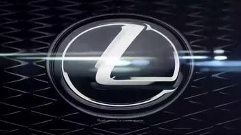 Lexus RC F Coupe TV Spot, 'Máquinas poderosas' [Spanish] - Thumbnail 1