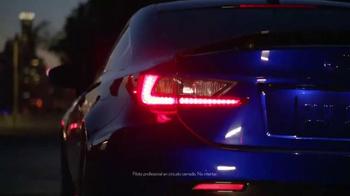 Lexus RC F Coupe TV Spot, 'Máquinas poderosas' [Spanish] - Thumbnail 4