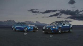 Lexus RC F Coupe TV Spot, 'Máquinas poderosas' [Spanish] - Thumbnail 8