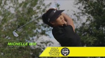 Zepp Golf 2 TV Spot, 'Golf Channel: Start Training' Featuring Michelle Wie - 40 commercial airings