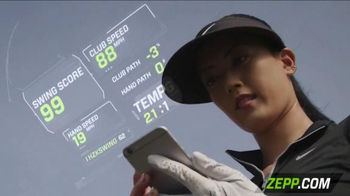 Zepp Golf 2 TV Spot, 'Golf Channel: Start Training' Featuring Michelle Wie - Thumbnail 6