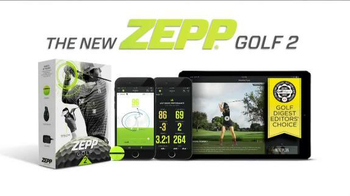 Zepp Golf 2 TV Spot, 'Golf Channel: Start Training' Featuring Michelle Wie - Thumbnail 8