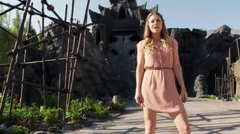 Universal Orlando Resort TV Spot, 'Skull Island: Walls' Feat. Erin Ryder - 1 commercial airings