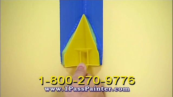 1-Pass Painter TV Spot, 'Without the Mess' - Thumbnail 5