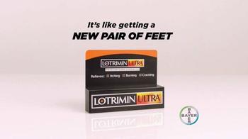 Lotrimin Ultra TV Spot, 'New Pair of Feet' - Thumbnail 8