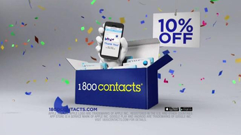 1-800 Contacts TV Spot, 'The Simple Life: First App Order' - Thumbnail 10