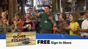 Bass Pro Shops Father's Day Sale TV Spot, 'Mini Suspension Tool and Shirts' - Thumbnail 6