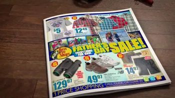 Bass Pro Shops Father's Day Sale TV Spot, 'Mini Suspension Tool and Shirts'
